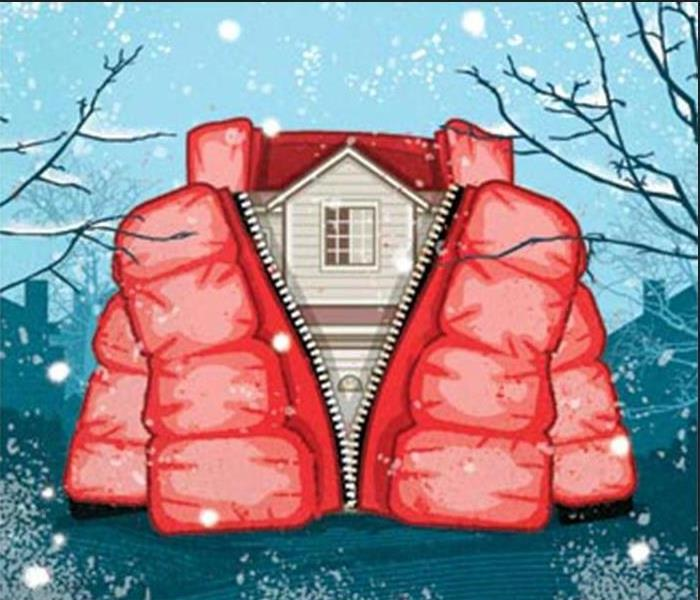 protecting your home from the winter
